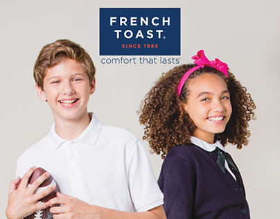 French Toast POP instore posters