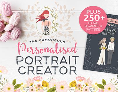 Personalised Portrait Creator
