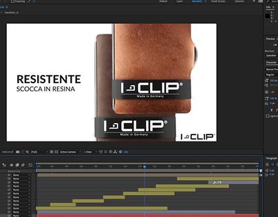 I-CLIP COOL WALLET VIDEO