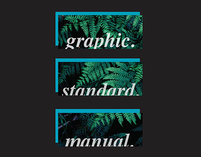 Self Project: Graphic Standard Manual