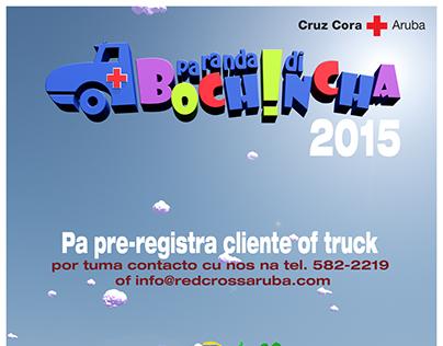 """Red Cross Aruba Campaign """"Paranda di Bochincha 2015"""""""