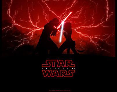 Various Star Wars Fanart Posters