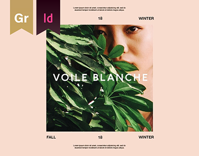 Voile Blanche — Campaign & Lookbook FW18