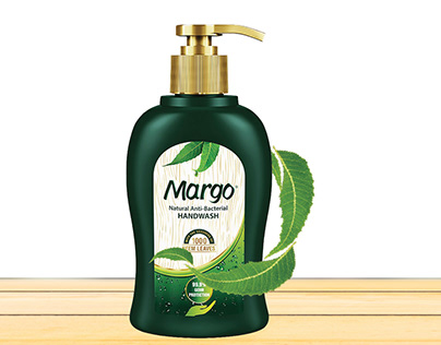 Margo - Natural Anti- Bacterial Hand Wash design