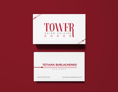 Brand Identity of a restaurant
