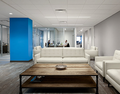Avison Young, Office Interiors