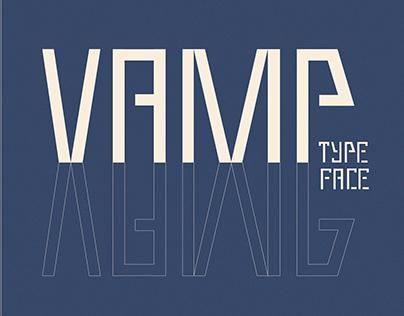 Vamp Typeface