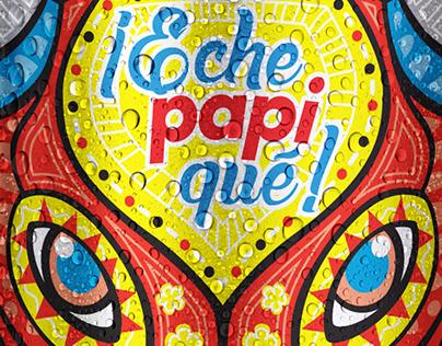 Latas - Edición Carnaval de Barranquilla - Aguila 2016