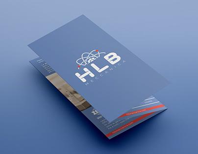 HLB Meccanica / Branding