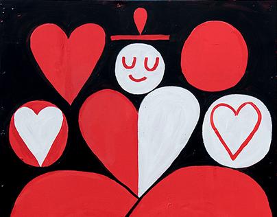 Lovebug • Mural for Flow Festival Helsinki