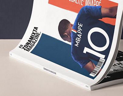 Zonamixta Magazine Issue Eight