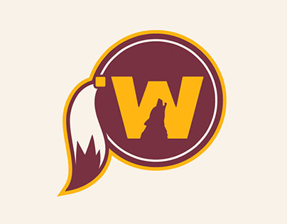 Washington Football team rebrand