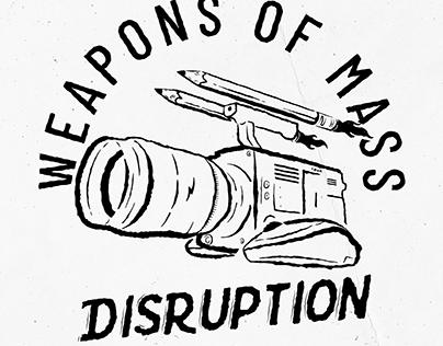 Weapons of Mass Disruption Illustration
