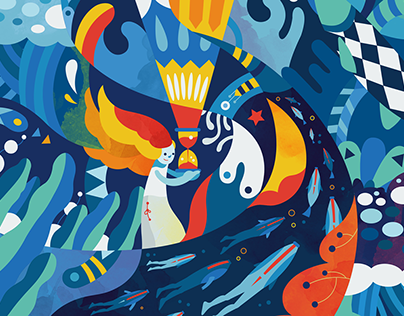 2016 Illustration Collection I