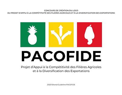 PACOFIDE - Bénin Proposition logo