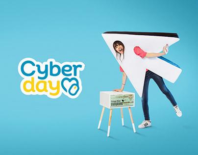 Homy · Cyber Day