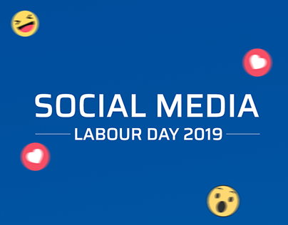 Labour Day 2019 Social Media Posts