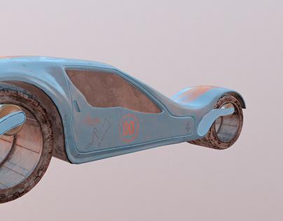 Concept Car - Concept by Tim Mcburnie