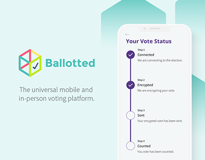 Ballotted Voting App