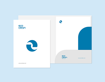 eco clean - Visual Branding