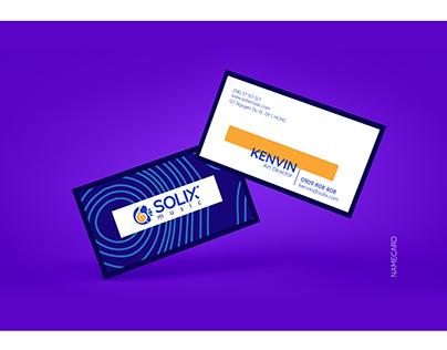 SOLIX Music - Brand Identity