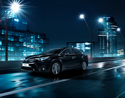 Toyota Avensis - Marketing