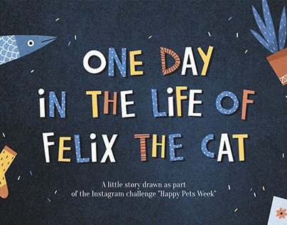 One day in the life of Felix the Cat