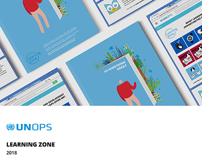 Learning Zone for UNOPS