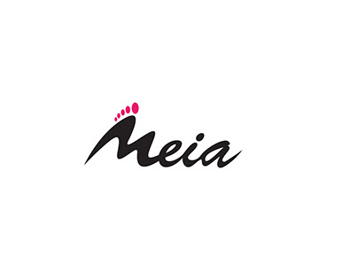 Logo Design Ecommerce Shop Meia