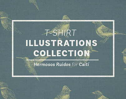 T-Shirt Illustrations Collection