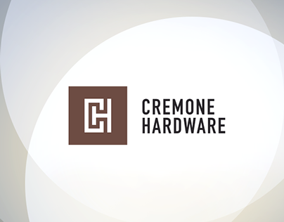 Cremone Hardware iPhone App