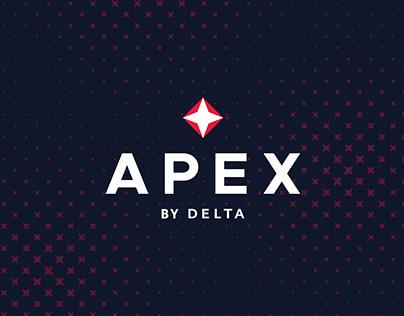 DELTA Air Lines Subsidiary Brand Identity