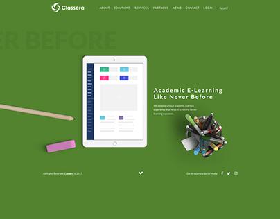 Classera Website
