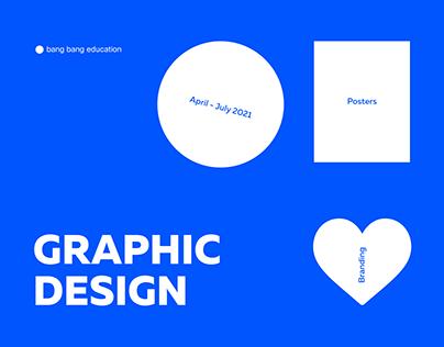 Bang Bang Education Graphic Design course