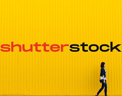 Redesign Shutterstock