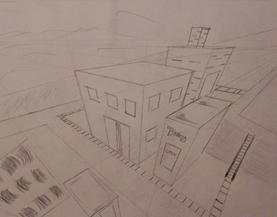 Literal Perspective Drawing