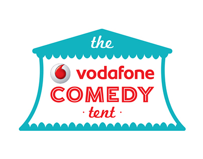 The Vodafone Comedy Tent / Body&Soul Festival