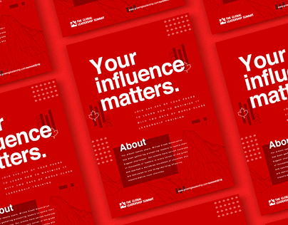 Canada Conference // Brand Identity