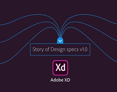 Design specs - XD