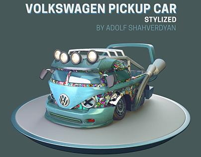 Volkswagen Pickup Car