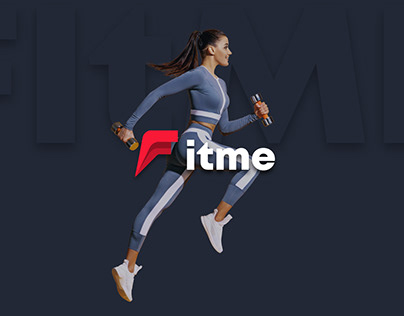 Mobile App for fitness   FitMe   UX/UI