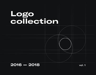 Logofolio 2016 — 2018