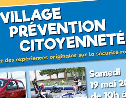 Village prévention citoyenneté
