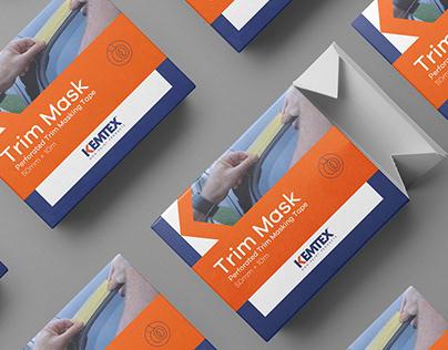Kemtex non paint products, rebranding
