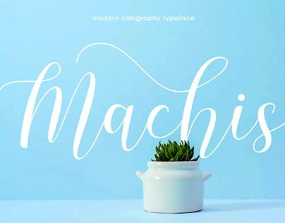 Machis | Modern Calligraphy