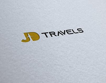 Logo Design - JD Travels
