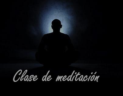 Clase de mindfulness