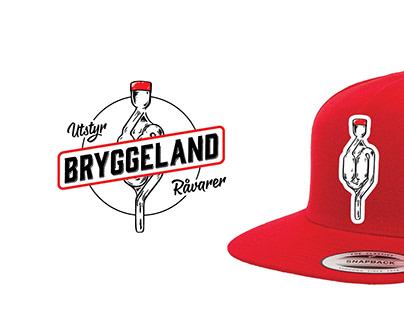 Bryggeland - Visual Identity