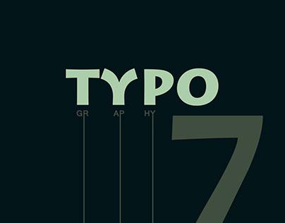 Typography 7