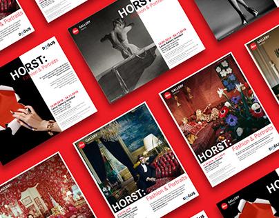 Leica Gallery Istanbul - Horst: Fashion & Portraits